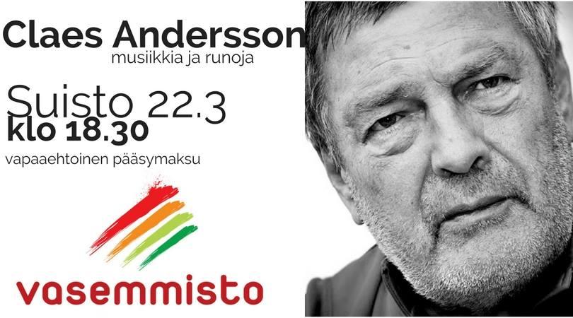 Claes Andersson Li Andersson